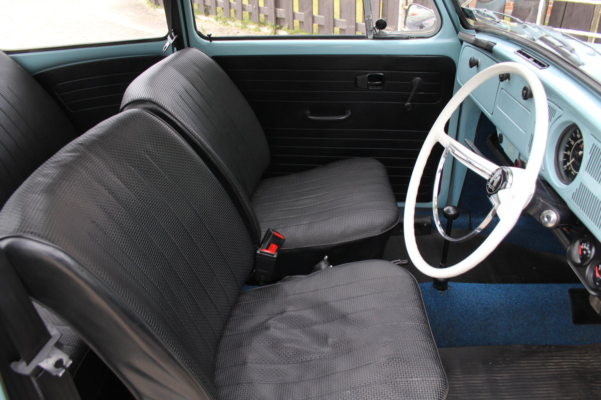 1971 VW Beetle 1200 - 55k Miles, very original For Sale (picture 8 of 17)