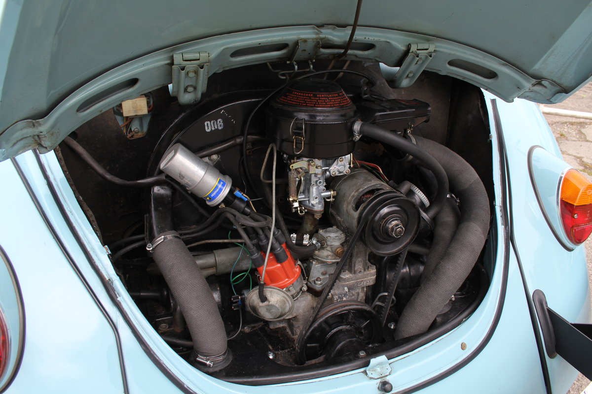 1971 VW Beetle 1200 - 55k Miles, very original For Sale (picture 16 of 17)