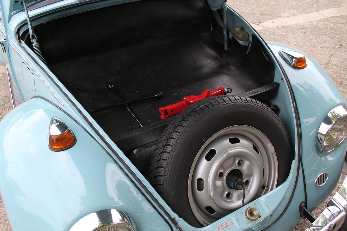 1971 VW Beetle 1200 - 55k Miles, very original For Sale (picture 17 of 17)