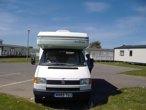 VW T4 Autosleeper Clubman ,2.4 Deisel,Two Berth