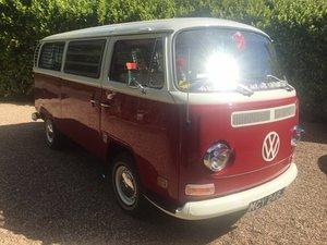 Westfalia VW Early Bay Camper