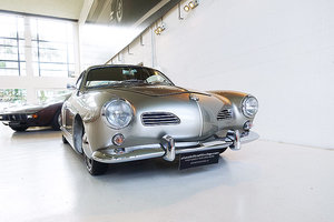 Picture of 1965 Meticulously restored Karmann Ghia in Gold Metallic SOLD