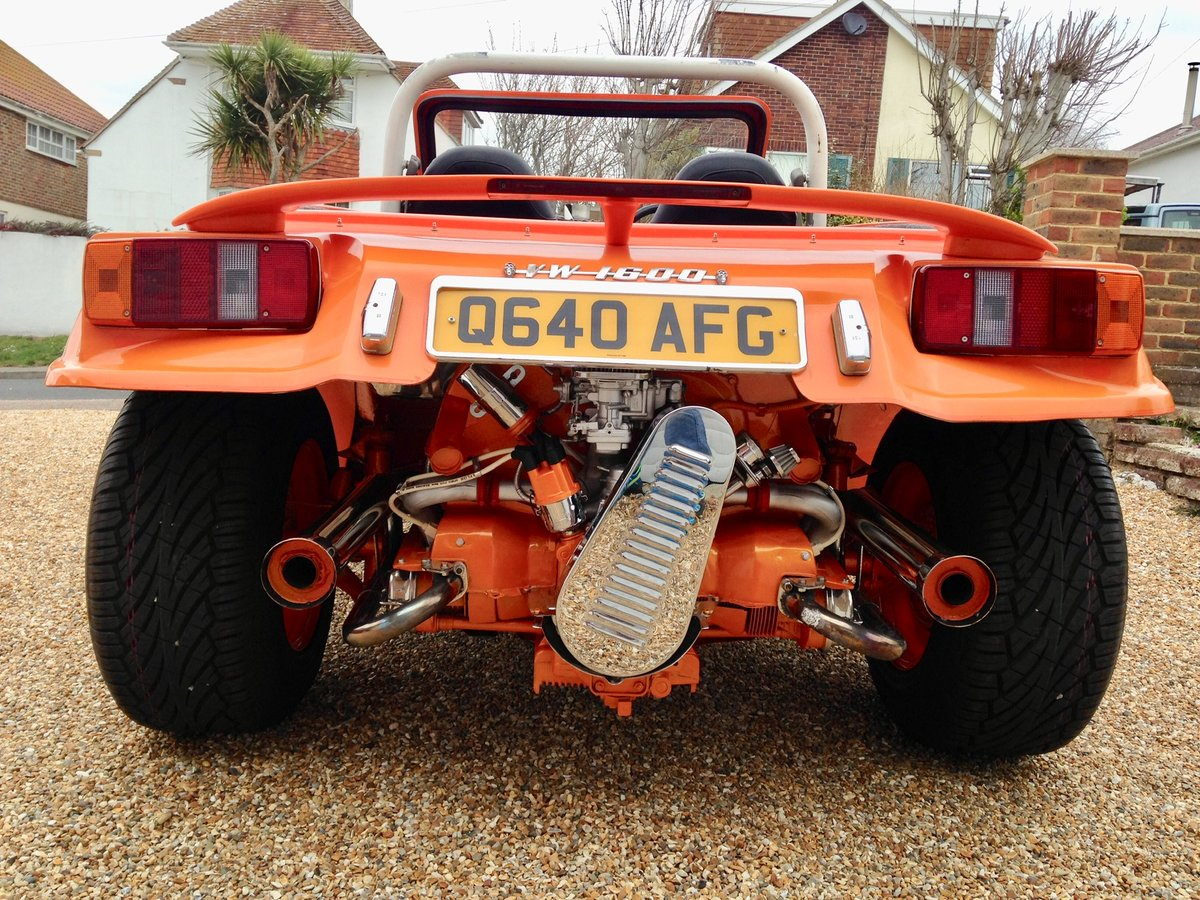 1986 VW Californian Beach Buggy For Sale (picture 1 of 6)