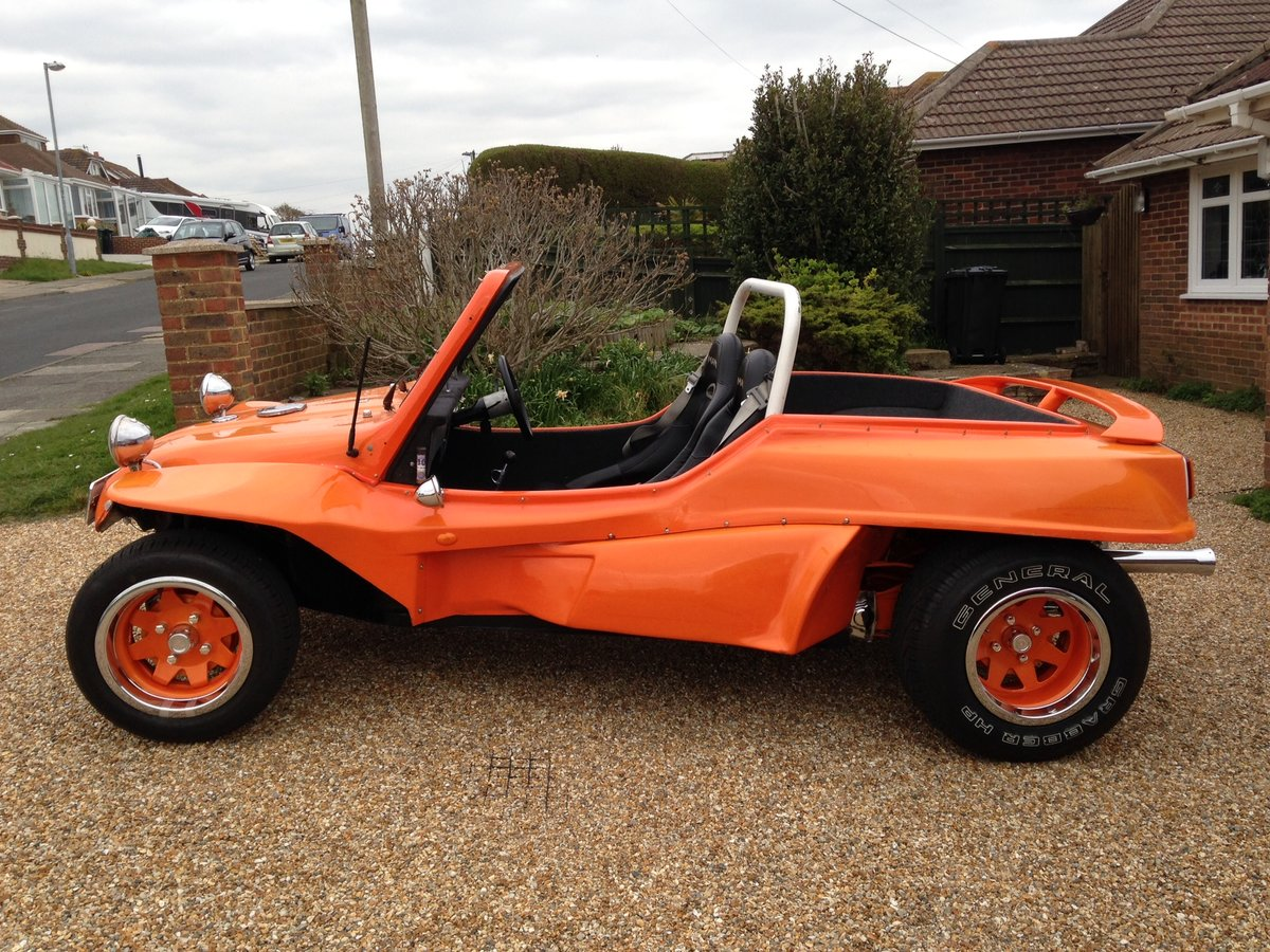1986 VW Californian Beach Buggy For Sale (picture 3 of 6)