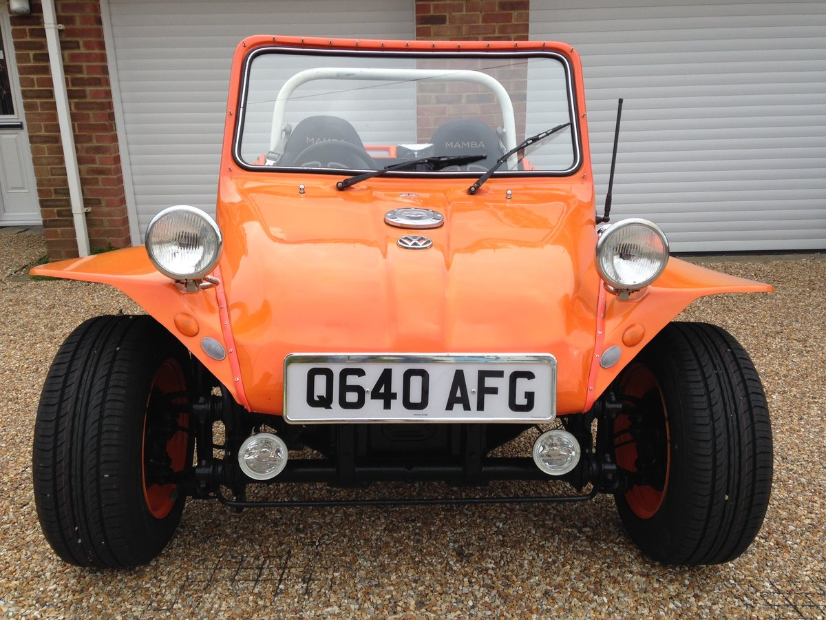 1986 VW Californian Beach Buggy For Sale (picture 4 of 6)