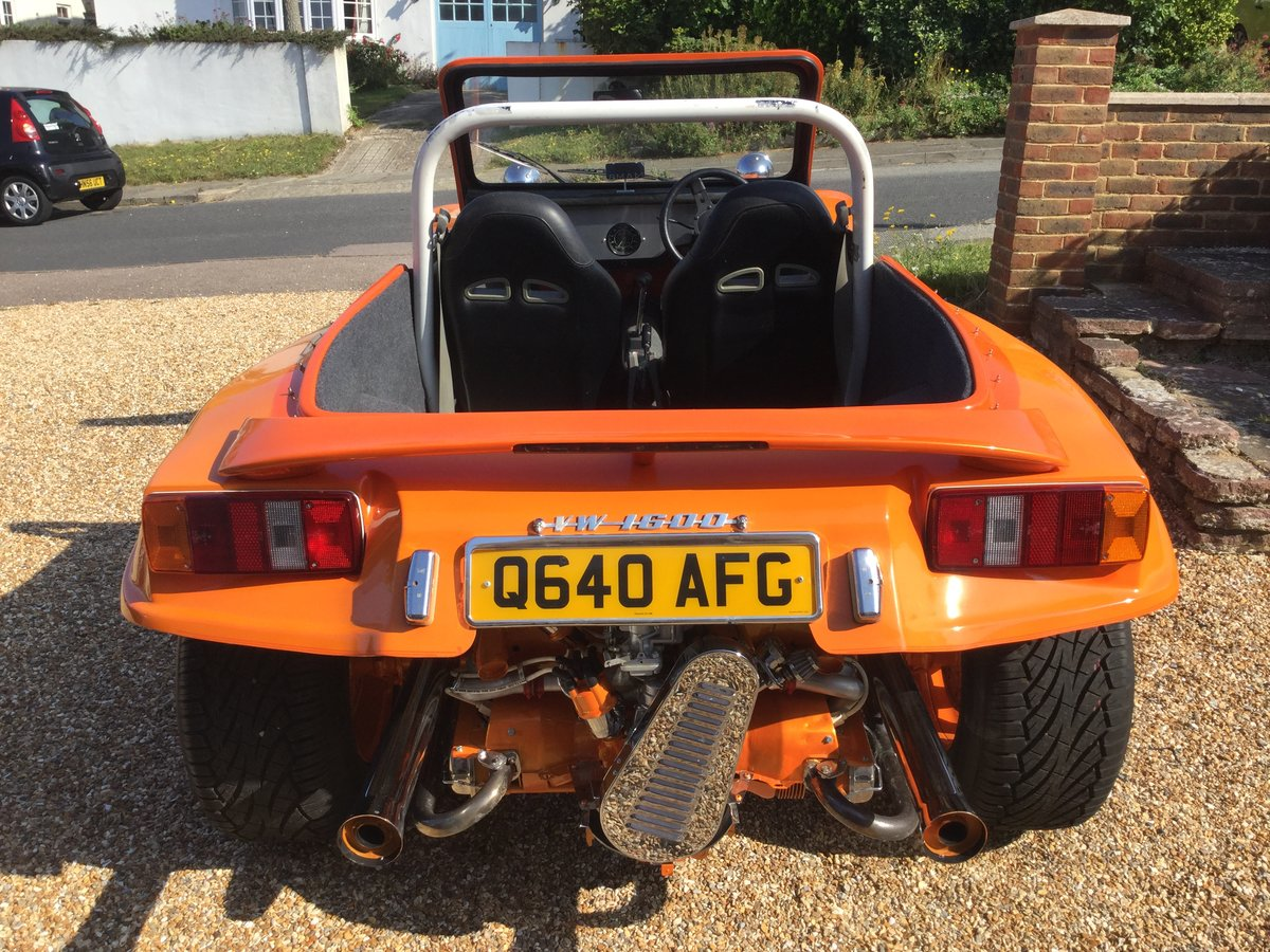 1986 VW Californian Beach Buggy For Sale (picture 5 of 6)