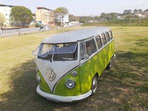 VW Camper split screen