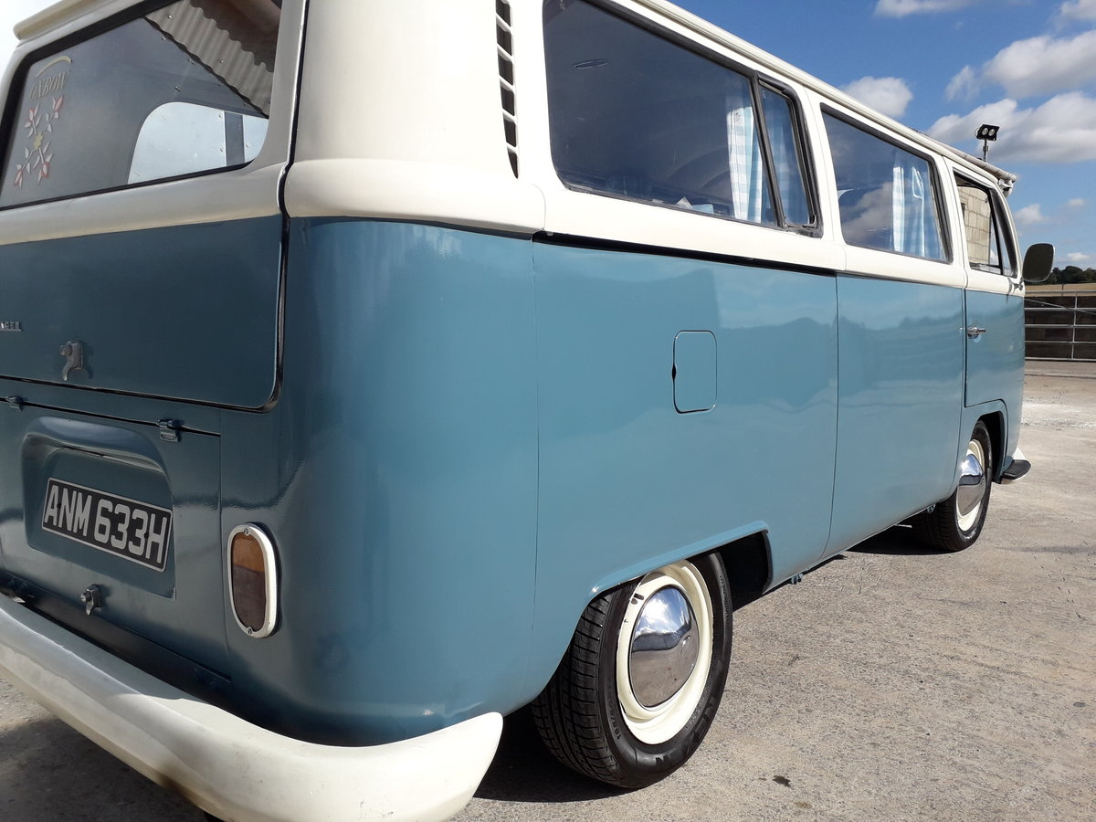 1969 VW T2 CAMPERVAN (EARLY BAY) For Sale (picture 3 of 6)