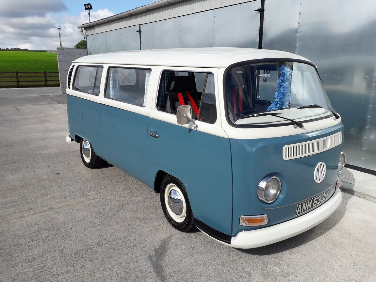 1969 VW T2 CAMPERVAN (EARLY BAY) For Sale (picture 4 of 6)