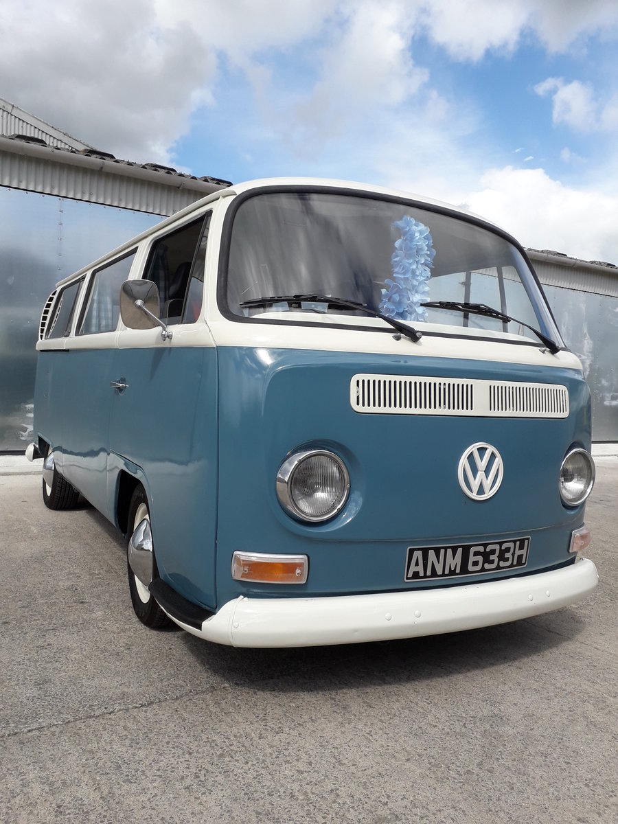 1969 VW T2 CAMPERVAN (EARLY BAY) For Sale (picture 5 of 6)