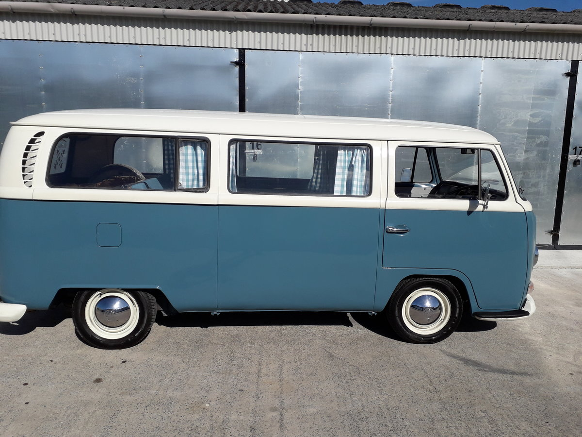 1969 VW T2 CAMPERVAN (EARLY BAY) For Sale (picture 6 of 6)
