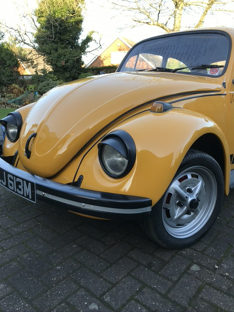 1973 Classic VW Jeans Beetle For Sale (picture 2 of 6)