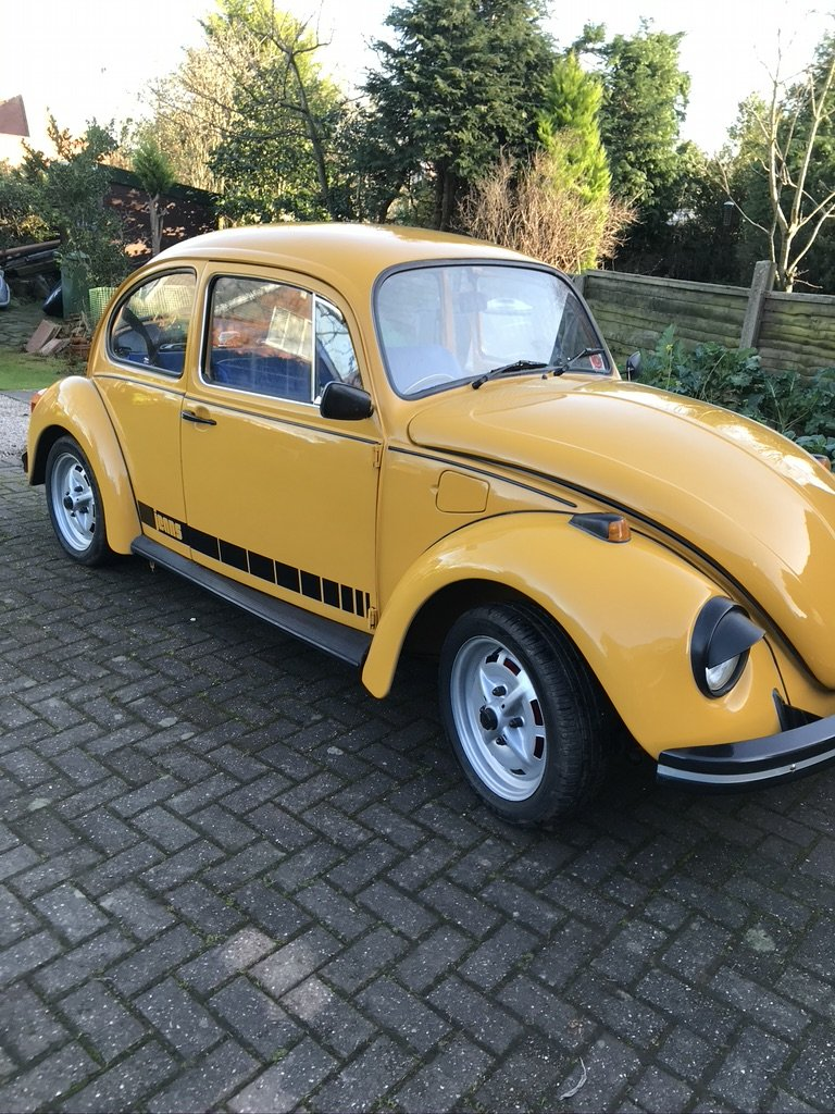 1973 Classic VW Jeans Beetle For Sale (picture 3 of 6)