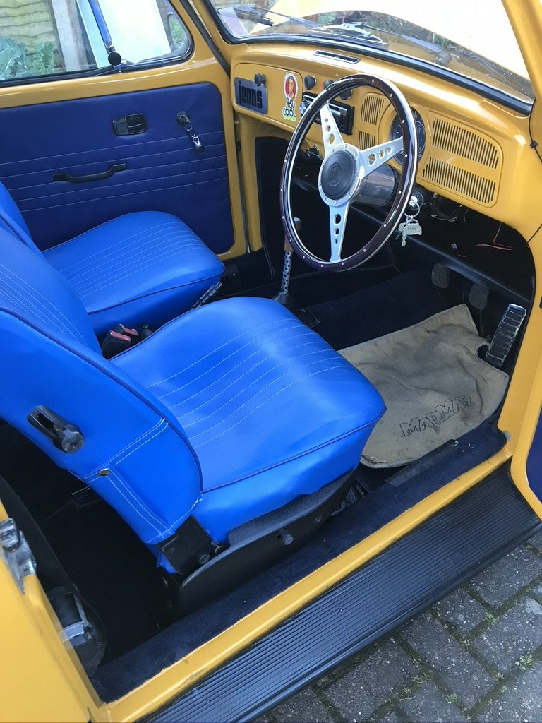 1973 Classic VW Jeans Beetle For Sale (picture 6 of 6)