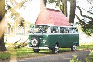 1971 VW Camper Early Bay Dormobile