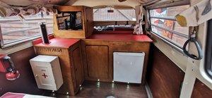 1970 VW Campervan Westfalia camper van