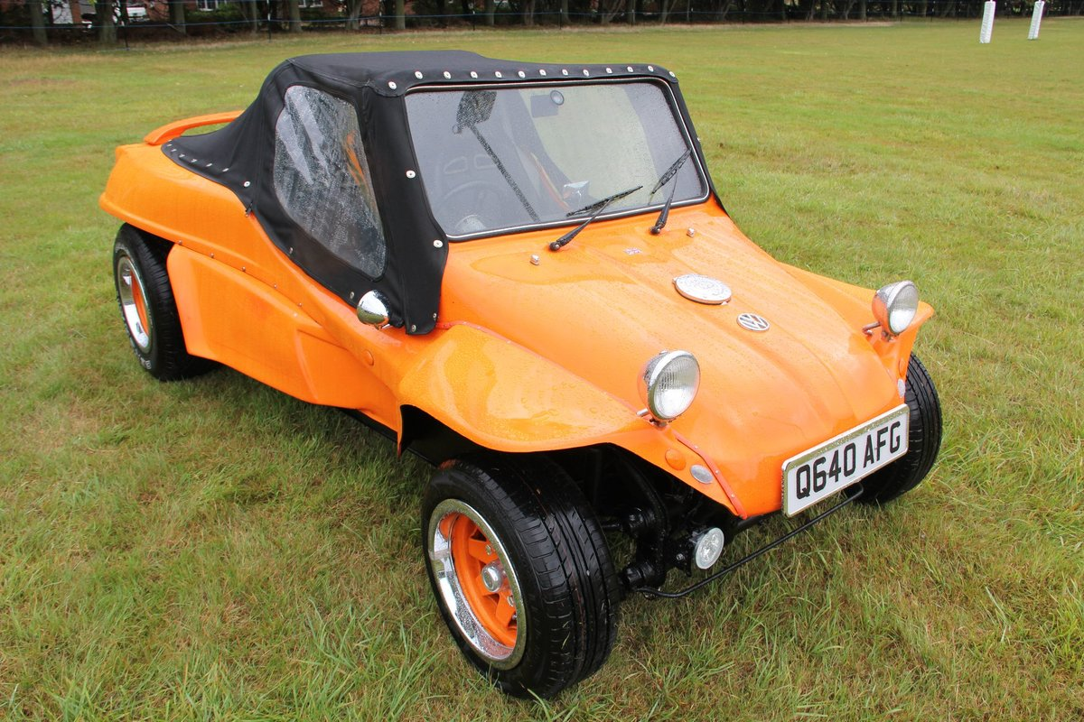 1986 VW Californian Beach Buggy For Sale (picture 2 of 6)