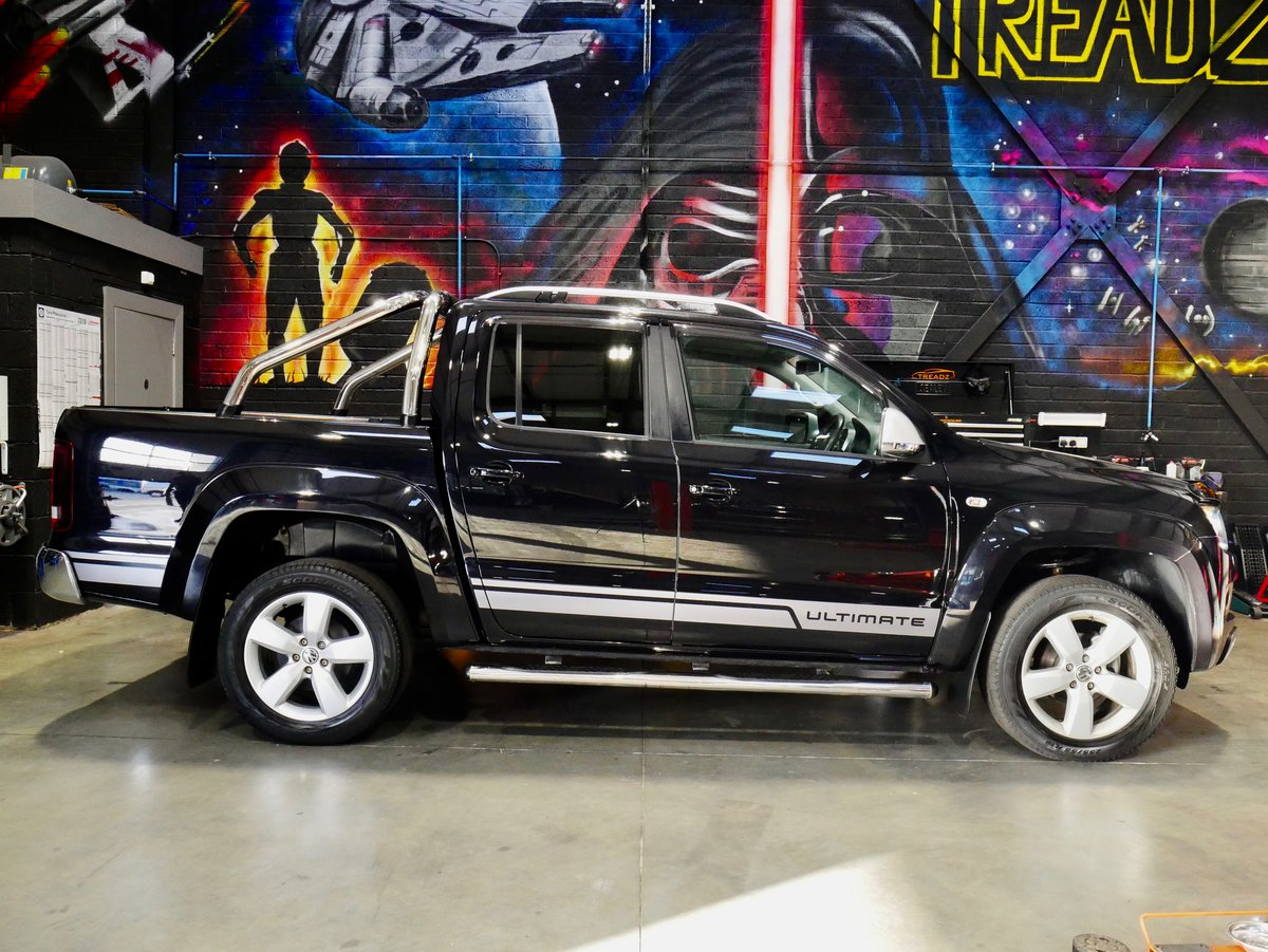 2015 Volkswagen Amarok Ultimate 500 LE CR 205 BHP ONLY 27k MILES For Sale (picture 1 of 6)