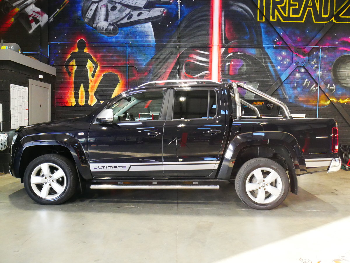 2015 Volkswagen Amarok Ultimate 500 LE CR 205 BHP ONLY 27k MILES For Sale (picture 2 of 6)