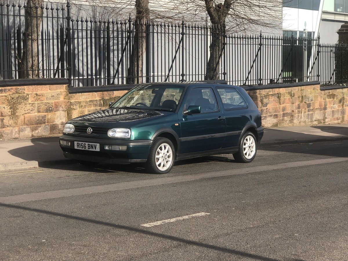 1998 Volkswagen Golf 1.8 GTI, Lots of service history! For Sale (picture 3 of 6)