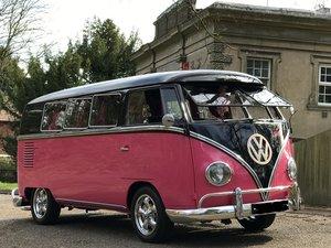 1963 Volkswagen Camper Van Splitscreen Type 2
