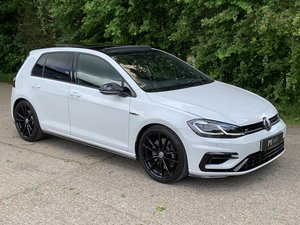 VW Golf 2.0 TSI R Hatchback 5dr DSG 4MOTION 2019 - Pan Roof