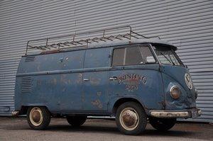 1958 VW splitscreen panelvan For Sale