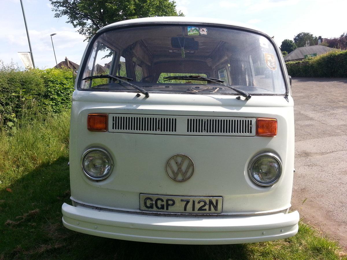 ALL ORIGINAL---1974 ----UK REGISTERED-VW DEVON CAMPER--- For Sale (picture 1 of 6)