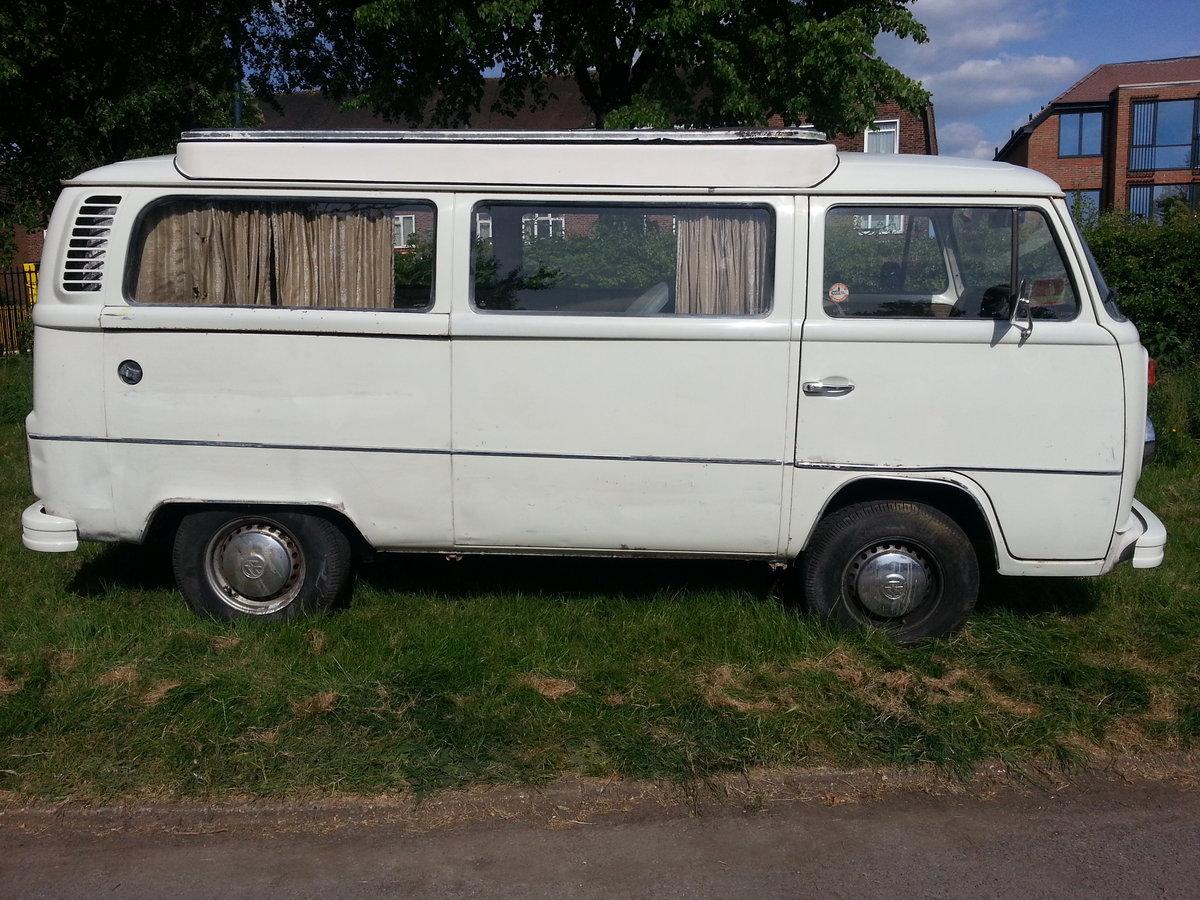 ALL ORIGINAL---1974 ----UK REGISTERED-VW DEVON CAMPER--- For Sale (picture 3 of 6)