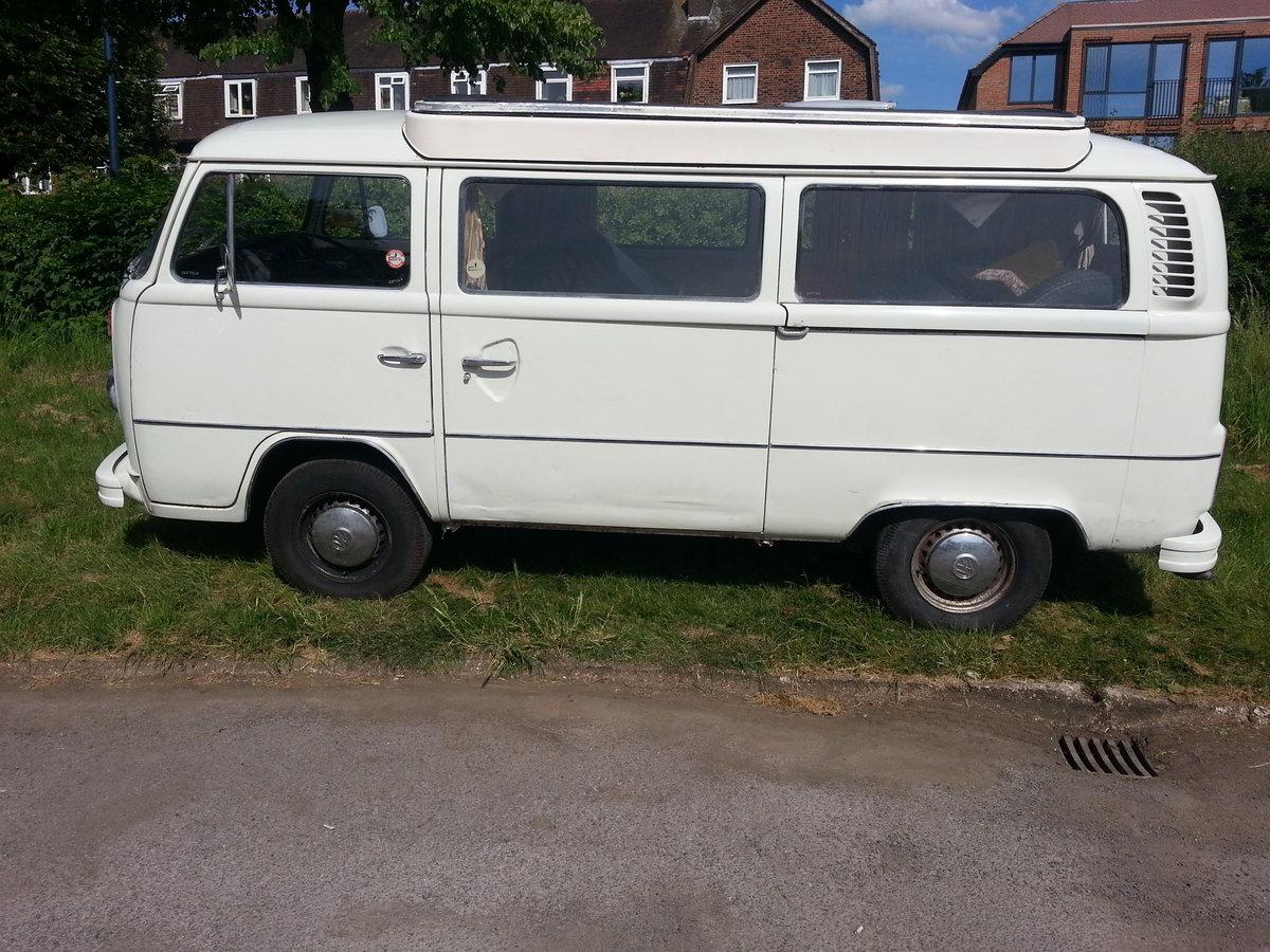 ALL ORIGINAL---1974 ----UK REGISTERED-VW DEVON CAMPER--- For Sale (picture 4 of 6)