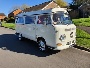 VW Bay Window Camper, Early Bay, Westfalia