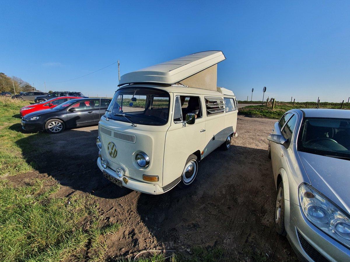 1969 VW Bay Window Camper, Early Bay, Westfalia  SOLD (picture 2 of 6)
