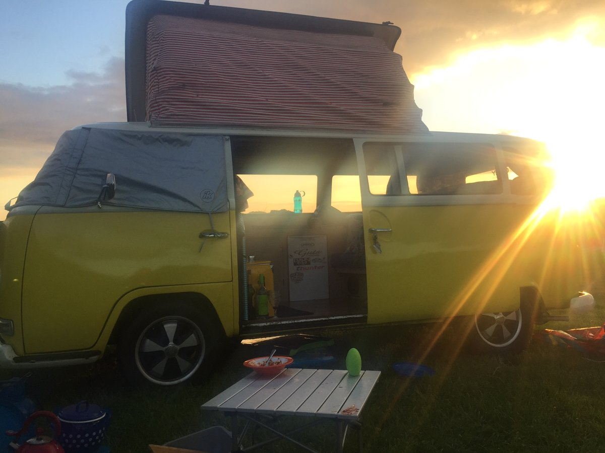 1972 Type 2 campervan For Sale (picture 1 of 6)
