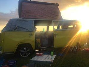 1972 Type 2 campervan