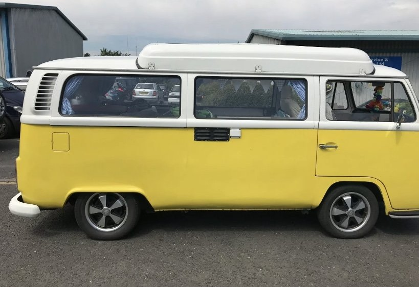1972 Type 2 campervan For Sale (picture 2 of 6)