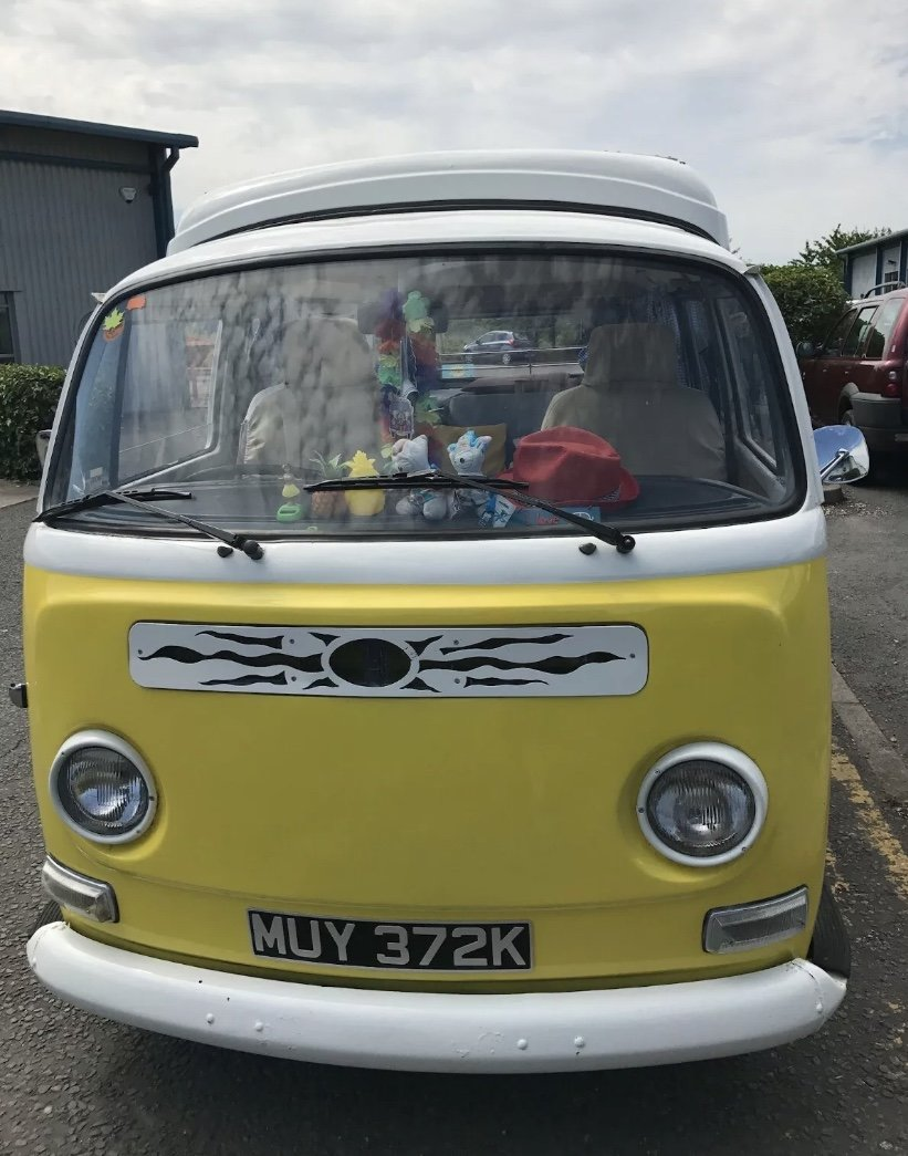 1972 Type 2 campervan For Sale (picture 6 of 6)
