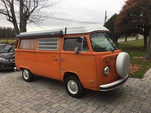1975 Volkswagen Camper Van (Scott Twp, Pa) $49,900 obo
