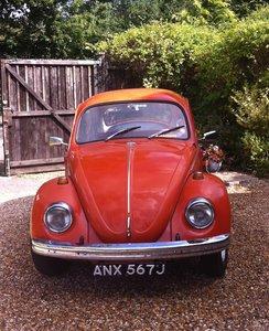 VW Beetle Classic. Original spec.