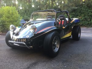 VW Beach buggy (tramp roadster)