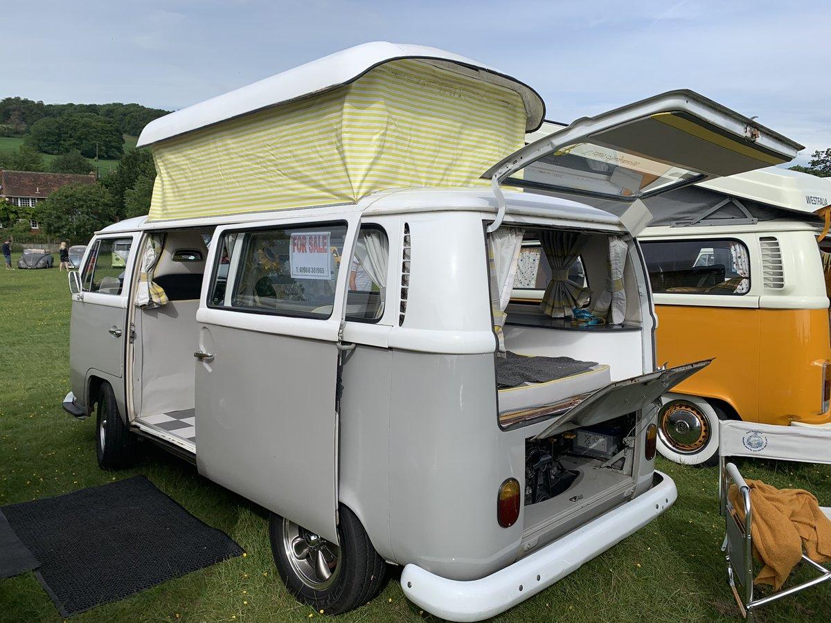 1971 VW BAY WINDOW WESTFALIA SOLD (picture 3 of 6)