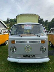 1971 VW BAY WINDOW WESTFALIA