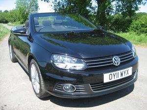 2011 Volkswagen Eos Convertible For Sale
