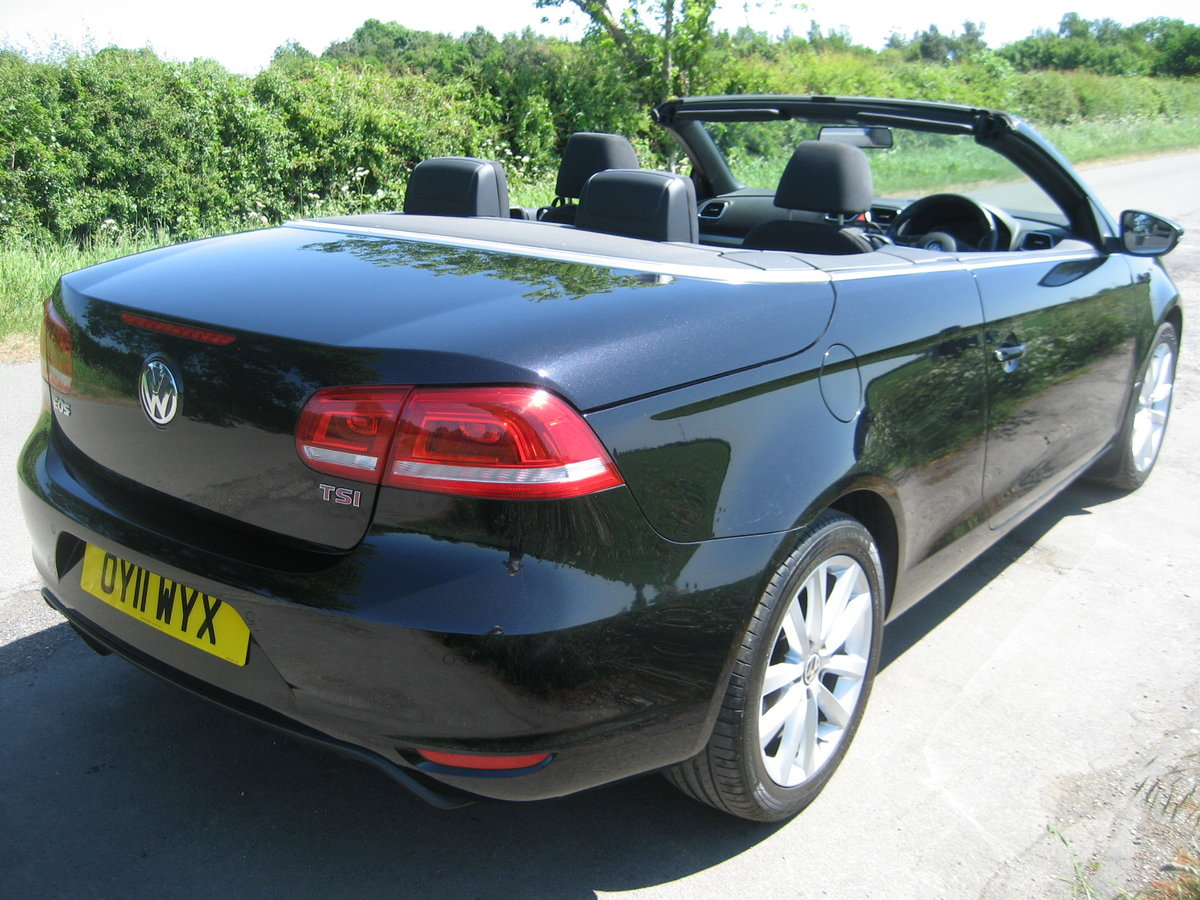 2011 Volkswagen Eos Convertible For Sale (picture 4 of 6)