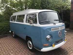 1969 1968 VW Devon Eurovette Campervan