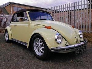 1968 VW Beetle 1500 Karmann Cabriolet at ACA 20th June  For Sale