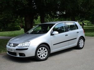 2006 Volkswagen Golf one lady owner