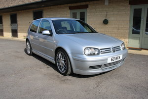 2002 Volkswagen Golf Gti 25th Anniversary  For Sale