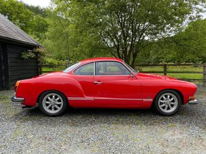 Karmann Ghia - RHD - restored with low miles