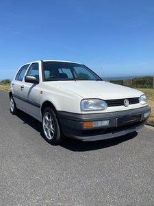 Volkswagen Mk 3 Golf 45,000 miles!