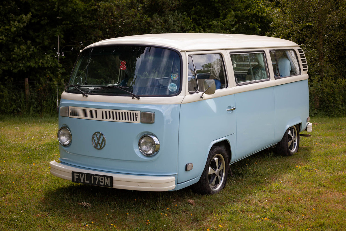 1973 VW T2 Baywindow Kombi/Camper For Sale (picture 1 of 23)
